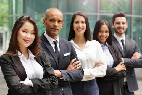 Minority Recruitment Agency in London. BAME talent. Workplace diversity. Minority employees.